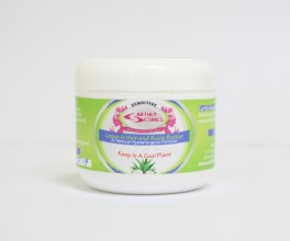 Earthly Desires Sensitive Leave-In Hair And Scalp Butter 4oz