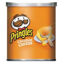 Pringles Chedder Cheese 40g