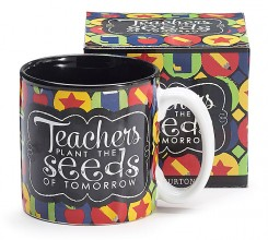 Burton & Burton Teacher's Mug