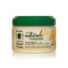 Jamaican Mango & Lime Pure Naturals Coconut Butter Creme, 12 Ounce