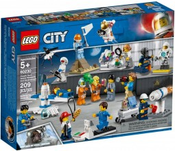 City People Pack - Space Research & Development Set LEGO 60230
