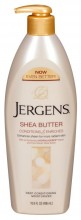 Jergens Shea Butter Pump - 16.8 Oz