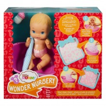 Little Mommy Wonder Nursery Spring Sport Doll