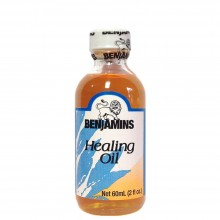Benjamins English Healing Oil 2oz