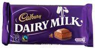 Cadbury Chocolate Dairy Milk 110g