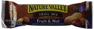 Nature Valley Trail Mix Fruit & Nut Chewy Bar, 1.20 Ounce