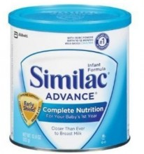 Similac Advance EARLY SHIELD Complete Nutrition 12.4oz