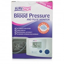 Suresign Blood Pressure & Pulse Monitor