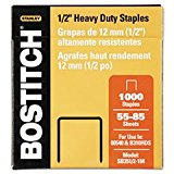 Staples - Bostitch  H/Duty 1/2