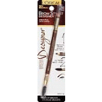 L'Oreal Paris Brow Stylist Designer Brow Pencil - Brunette