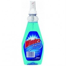 Windex G/Spray Blue 12oz
