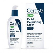 Cerave PM Facial Moisturizing Lotion, 2oz