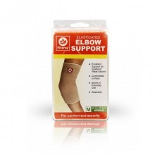 Fitzroy Elasticated Elbow Support, M, 25.4 - 27.9cm