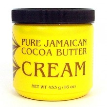 Pure Jamaican Coco Butter Cream 16 oz. (453 g)